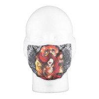 Sean Dietrich Cotton Blend Facemask | Red Baroness | Wholesale