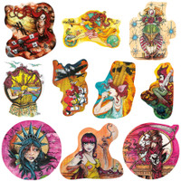 Sean Dietrich Die Cut Stickers Series 2 | Wholesale Distributor