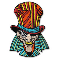 Sean Dietrich Embroidered Patch | Mad Hatter | Wholesale