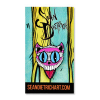 Sean Dietrich Enamel Hat Pin | Cheshire | Wholesale Distributor