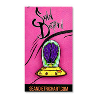 Sean Dietrich Enamel Hat Pin | Michelobeo | Wholesale Distributor