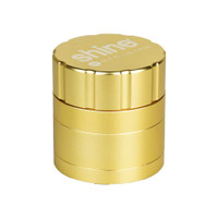 Shine Gold Grinder | 4 Piece