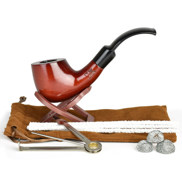 "Shire Pipes Brandy - 6"" / Cherry"