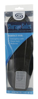 Shoe Insole Diversion Safe - Men's Size 8-10 - One Pair