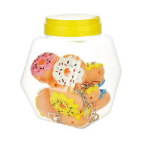 Silicone Donut One Hitter Keychain Kit | Wholesale Distributor