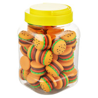 Silicone Hamburger Storage Container | Wholesale Distributor