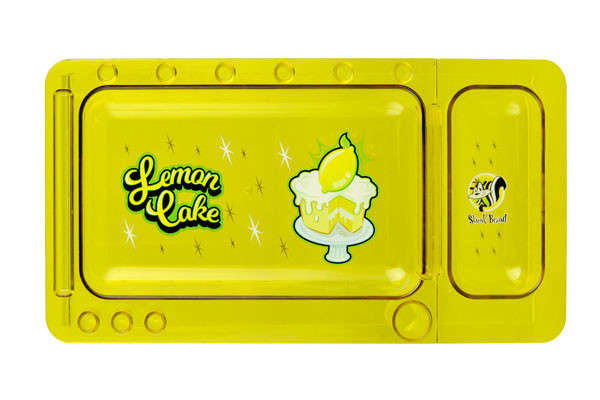 "Skunk Brand Rolling Tray - 12.5""x6.5"" 