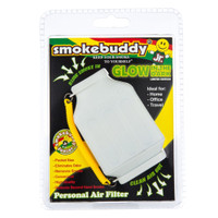 Smokebuddy Glow In The Dark Personal Air Filter | White/Small