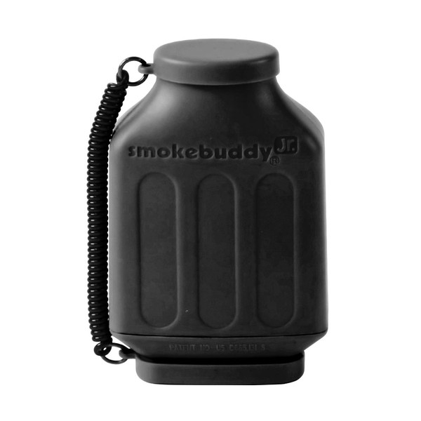 Smokebuddy Junior Personal Air Filter | Black