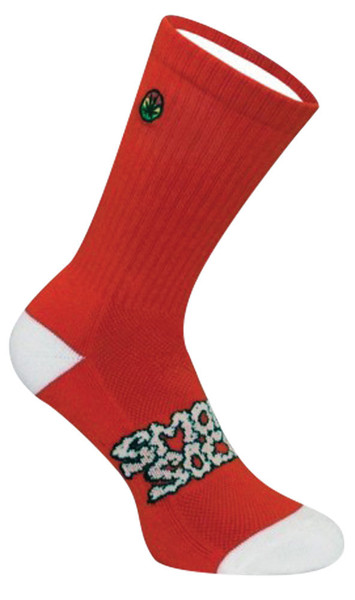 Smokey Brand Socks - Classic | Red