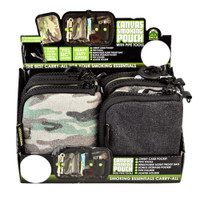 Smokezilla Canvas Smoking Pouch w/ Tools | Wholesale Distributor