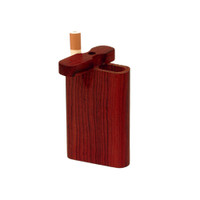 Solid Dark Wood Dugout | Small | Wholesale Distributor