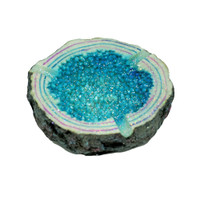 Sparkling Geode Ashtray | Blue | Wholesale Distributor