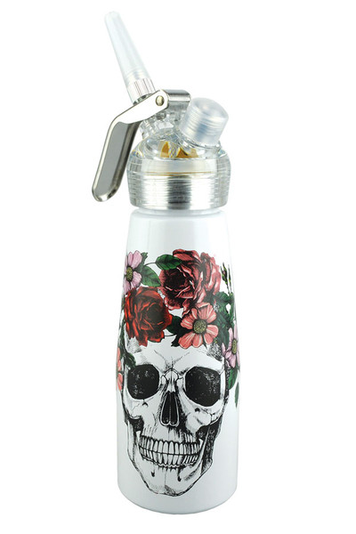 Special Blue Cream Dispenser - 1pt | Skull
