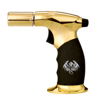Special Blue Diablo Butane Torch | Gold | Master Distributor