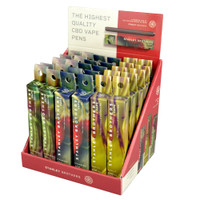 Stanley Brothers Disposable Vape Pen - 30pc Display