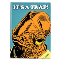 Star Wars Magnet | It's a Trap | Wholesale Distributor