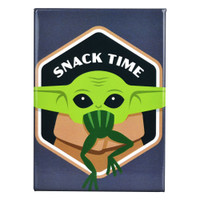 Star Wars Magnet | Snack Time | Wholesale Distributor