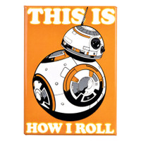 Star Wars Magnet | This is How I Roll | Wholesale Distributor