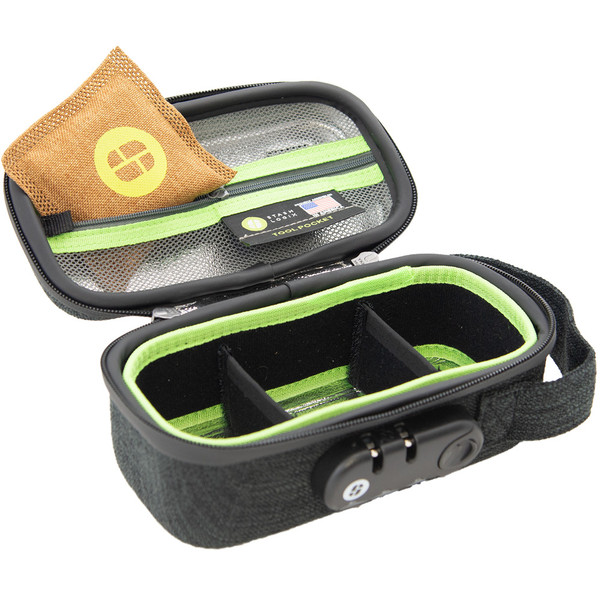 Stashlogix Silverton Lockable Stash Case | Black | Distributor