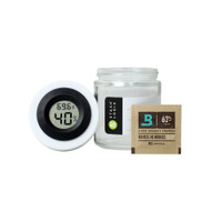 StashLogix Temperature & Humidity Sensing SmartJar | Small | Wholesale