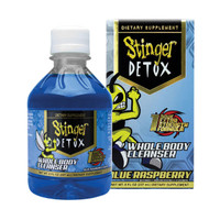 Stinger 1hr Whole Body Detox - 8oz / Blue Raspberry
