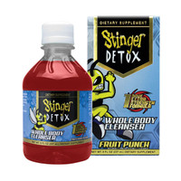 Stinger 1hr Whole Body Detox - 8oz / Fruit Punch