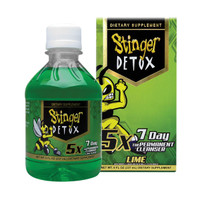 Stinger 7 Day 5X Strength Permanent Detox - Lime / 8oz