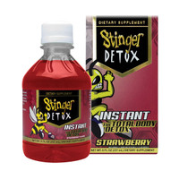 Stinger Instant Total Body Detox - Strawberry / 8oz