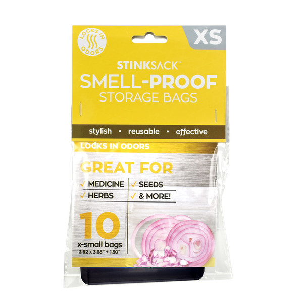 Stink Sack Smell Proof Storage Bags | X-Small | Distributor