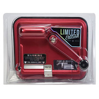 T2 Top-O-Matic Manual Cigarette Machine | Limited Edition | Red