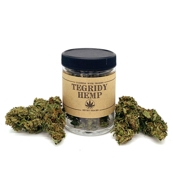 Tegridy Hemp Flower | RNA Stain | Wholesale Distributor
