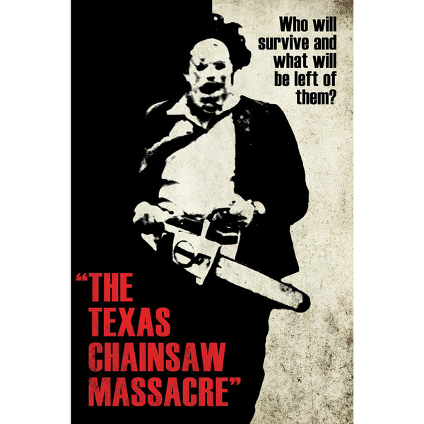 Texas Chainsaw Massacre Poster | Master Distributor