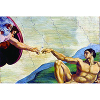 The Creation of Stoners Hand of God Poster | Wholesale