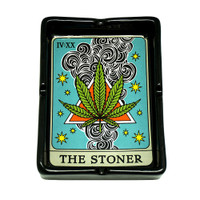 The Stoner Tarot Card Ceramic Ashtray | Wholesale Distributor