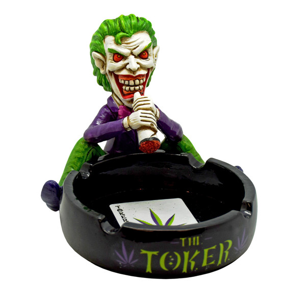 The Toker Clown Polyresin Ashtray | Wholesale Distributor