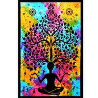 ThreadHeads Connective Meditation Tapestry | Wholesale