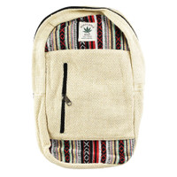 ThreadHeads Hemp Messenger Backpack | Wholesale Distributor