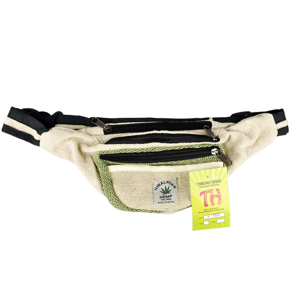 ThreadHeads Himalayan Hemp Fanny Pack | Wholesale