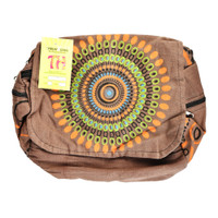 ThreadHeads Infinite Mandala Messenger Style Bag | Wholesale