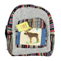 ThreadHeads Himalayan Hemp Moose Backpack | Wholesale