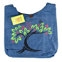 ThreadHeads Peace & Love Tree Shoulder Bag | Wholesale