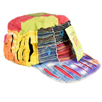 ThreadHeads Razor Cut Patched Sun Hat | Wholesale Distributor