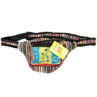 ThreadHeads Southwestern Florals Fanny Pack | Wholesale