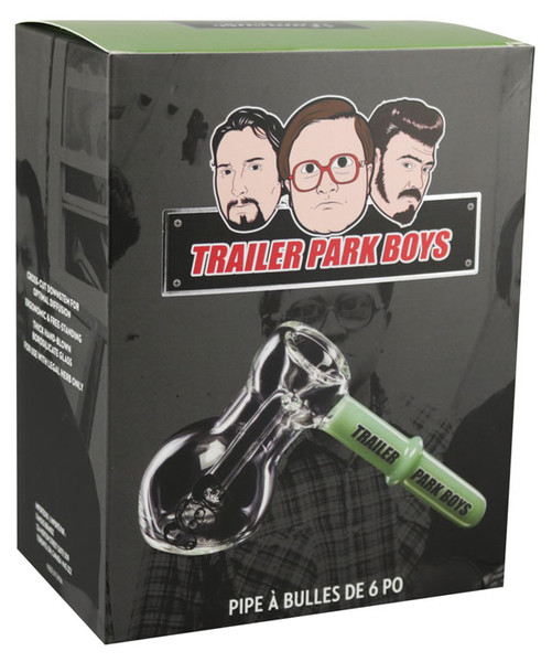 Trailer Park Boys Bubbler - 5.5 Inches / Asst. Colors - AFG Dist