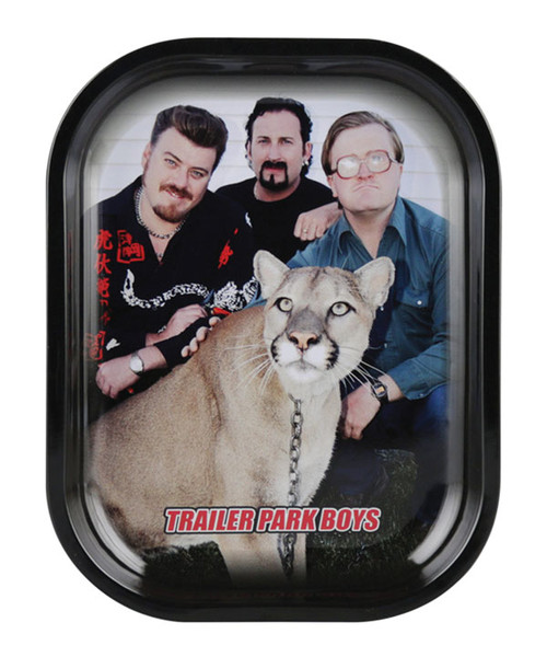 Trailer Park Boys Rolling Tray - Big Kitty / 5.5x7 - AFG Distribution