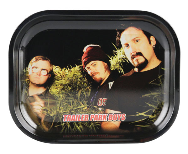 Trailer Park Boys Rolling Tray - Clippings / 13.5x10.75 - AFG Distribution