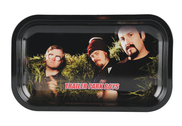 Trailer Park Boys Rolling Tray - Clippings / 10.5x6.25 - AFG Distribution