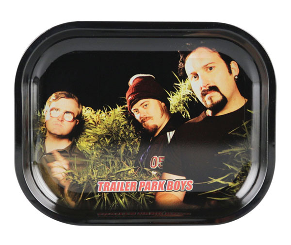 Trailer Park Boys Rolling Tray - Clippings / 7x5.5 - AFG Distribution