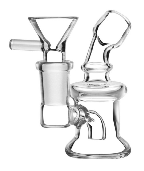 "Travel Rig Waterpipe - 3.15"" / 14mm Female - AFG Distribution"
